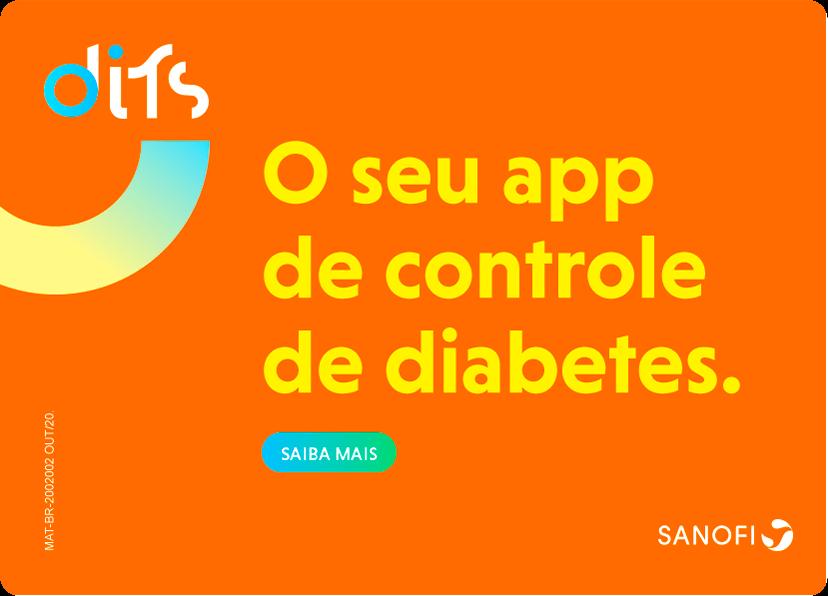 DITS - O seu app de controle de diabetes