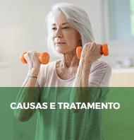 Causas e tratamento